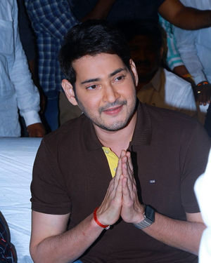 Mahesh Babu - Sarileru Neekevvaru Blockbuster Baap Celebrations Photos
