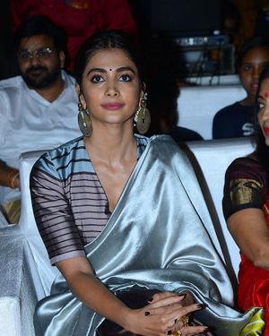 Pooja Hegde - Ala Vaikuntapuramlo Movie Success Celebrations Photos