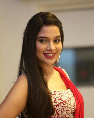 Tanya Hope - Disco Raja Movie Pre-release Event Photos