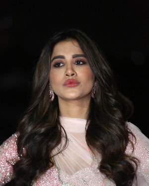 Nabha Natesh - Disco Raja Movie Pre-release Event Photos
