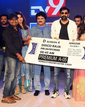 Disco Raja Movie Pre-release Event Photos | Picture 1715745