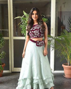 Nabha Natesh - Disco Raja Telugu Movie Press Meet Photos | Picture 1715285