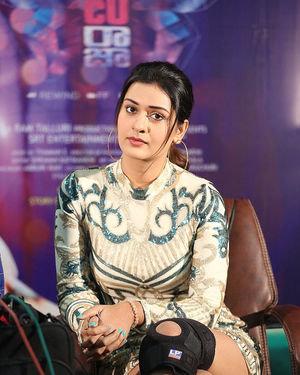 Payal Rajput - Disco Raja Telugu Movie Press Meet Photos | Picture 1715221