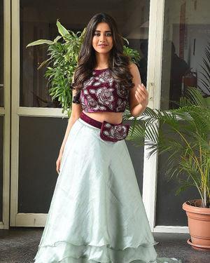 Nabha Natesh - Disco Raja Telugu Movie Press Meet Photos | Picture 1715289