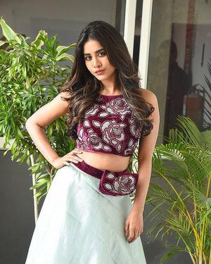 Nabha Natesh - Disco Raja Telugu Movie Press Meet Photos | Picture 1715281