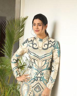 Payal Rajput - Disco Raja Telugu Movie Press Meet Photos | Picture 1715229