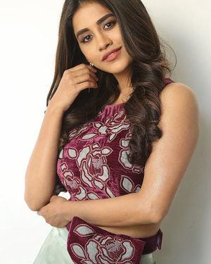 Nabha Natesh - Disco Raja Telugu Movie Press Meet Photos | Picture 1715278
