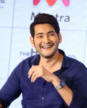 Mahesh Babu Launches His Apparel Brand The Humbl Co On Myntra Photos