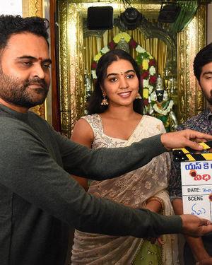 Vidhi Vilasam Movie Opening Photos | Picture 1715790