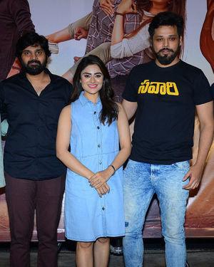 Savaari Movie Trailer Launch Photos