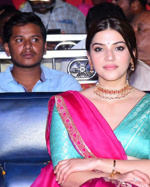 Mehreen Kaur - Aswathama Movie Audio Launch Photos