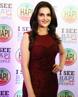 Monica Bedi - Celebs At The Launch Of Hapi Brewing Co Photos