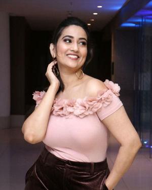 Manjusha - Disco Raja Movie Success Meet Photos | Picture 1717023
