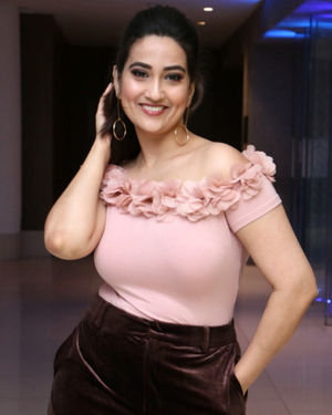 Manjusha - Disco Raja Movie Success Meet Photos | Picture 1717022