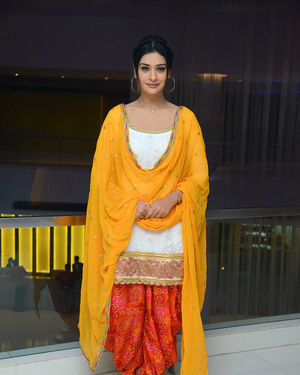 Payal Rajput - Disco Raja Movie Success Meet Photos | Picture 1717031