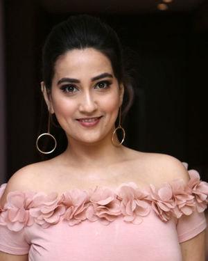 Manjusha - Disco Raja Movie Success Meet Photos | Picture 1717027