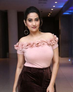 Manjusha - Disco Raja Movie Success Meet Photos | Picture 1717026