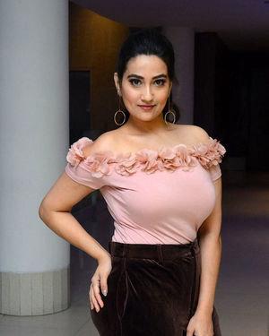 Manjusha - Disco Raja Movie Success Meet Photos | Picture 1717010