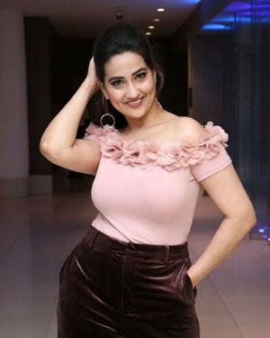 Manjusha - Disco Raja Movie Success Meet Photos | Picture 1717015