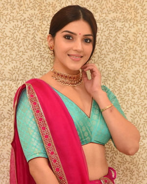 Mehreen Kaur At Aswathama Movie Interview Photos | Picture 1717179