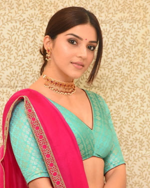 Mehreen Kaur At Aswathama Movie Interview Photos | Picture 1717188