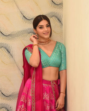 Mehreen Kaur At Aswathama Movie Interview Photos | Picture 1717196