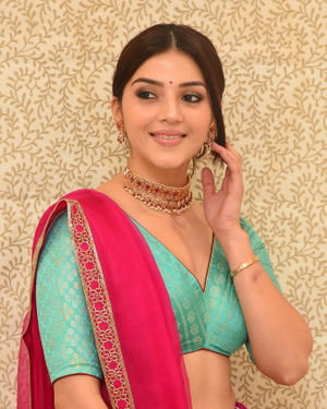 Mehreen Kaur At Aswathama Movie Interview Photos | Picture 1717178