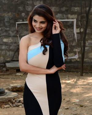 Anveshi Jain - Commitment Telugu Movie Title Launch Photos | Picture 1717672