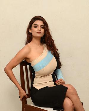 Anveshi Jain - Commitment Telugu Movie Title Launch Photos | Picture 1717653