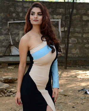 Anveshi Jain - Commitment Telugu Movie Title Launch Photos | Picture 1717674