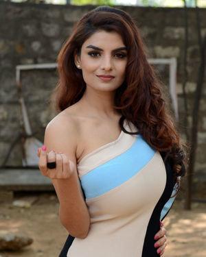 Anveshi Jain - Commitment Telugu Movie Title Launch Photos | Picture 1717676