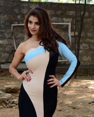 Anveshi Jain - Commitment Telugu Movie Title Launch Photos | Picture 1717671