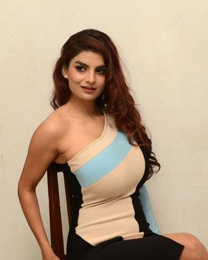Anveshi Jain - Commitment Telugu Movie Title Launch Photos | Picture 1717655