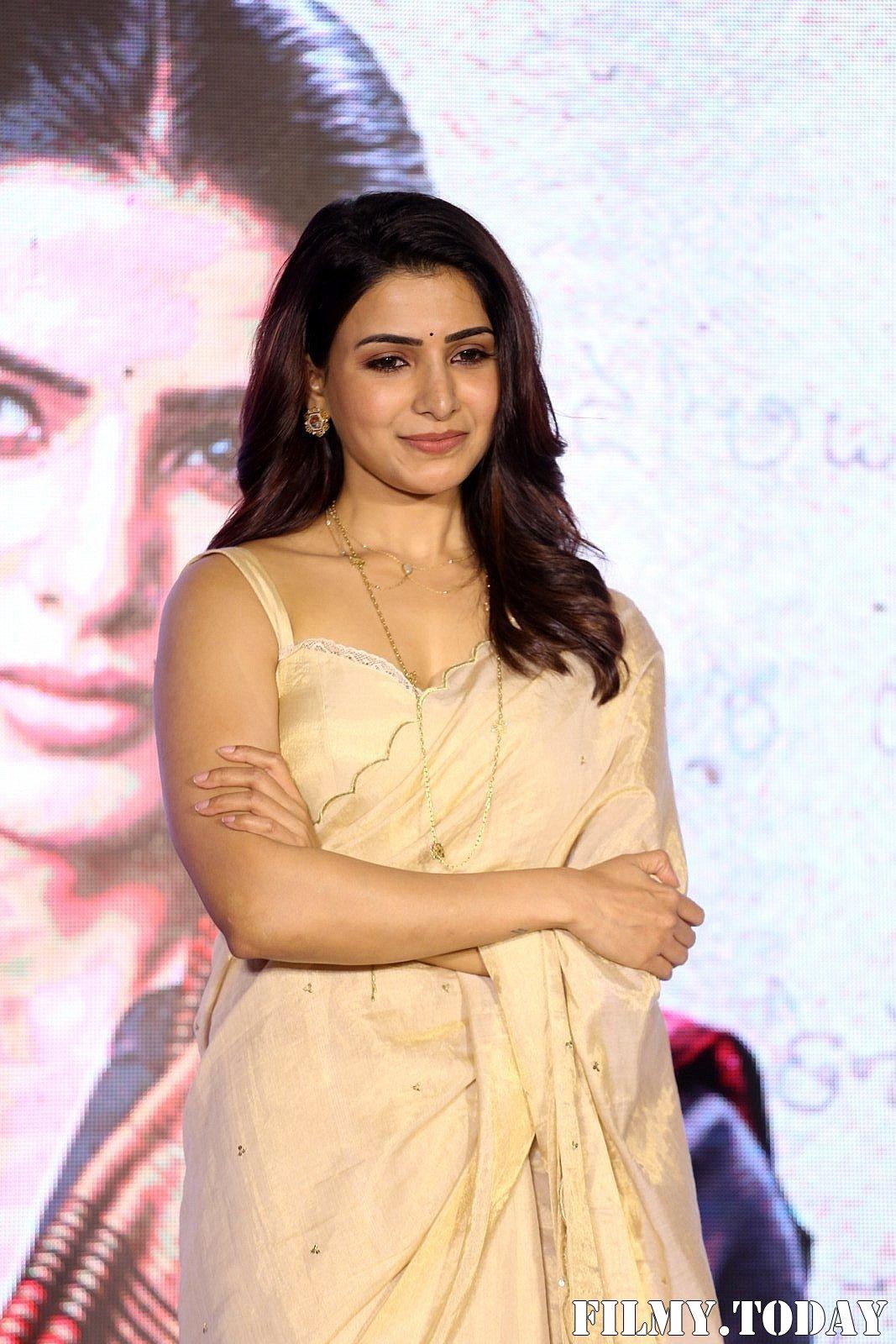Samantha Akkineni - Jaanu Telugu Movie Trailer Launch Photos | Picture 1717718