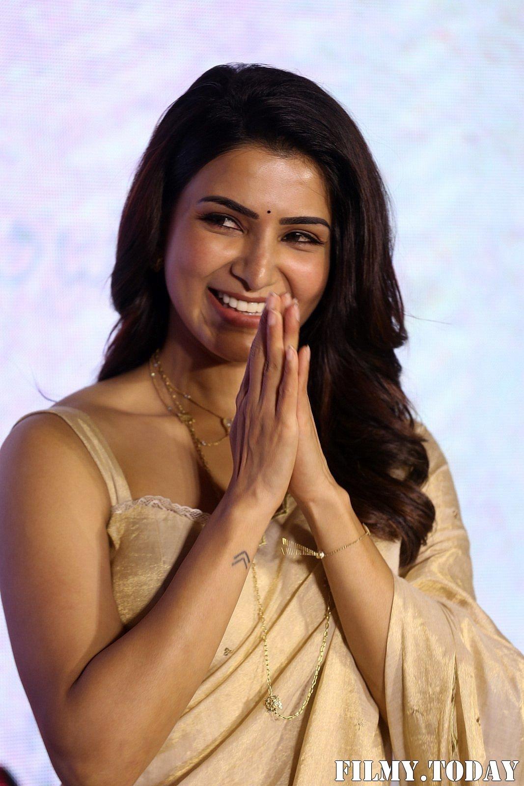 Samantha Akkineni - Jaanu Telugu Movie Trailer Launch Photos | Picture 1717706