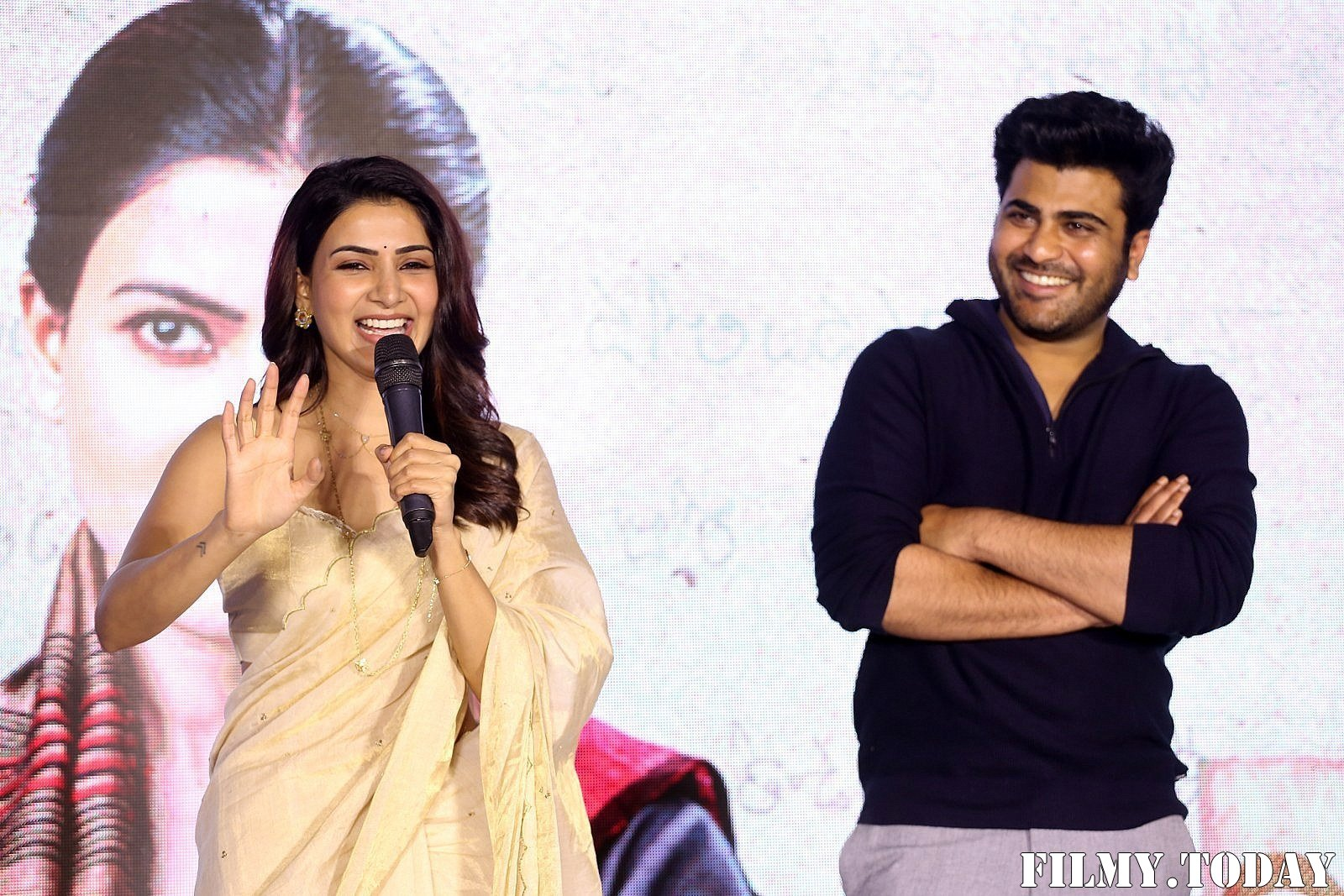 Jaanu Telugu Movie Trailer Launch Photos | Picture 1717700