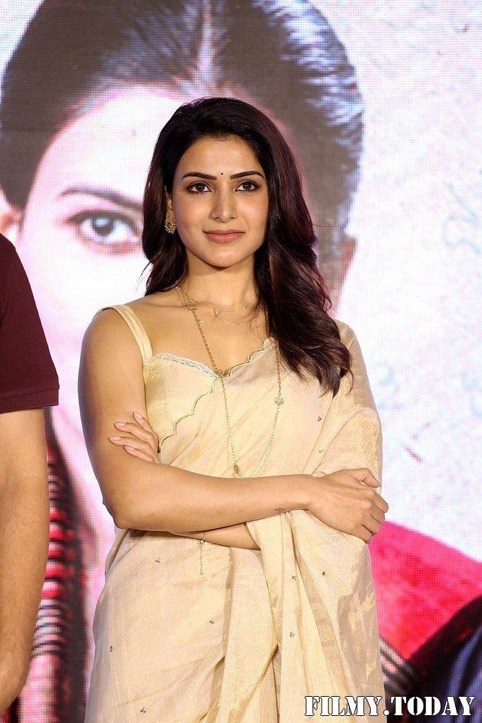 Samantha Akkineni - Jaanu Telugu Movie Trailer Launch Photos   Picture 1717697