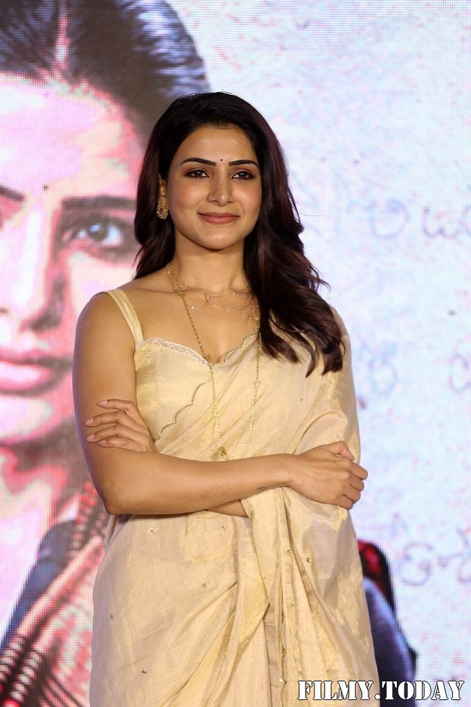Samantha Akkineni - Jaanu Telugu Movie Trailer Launch Photos | Picture 1717712