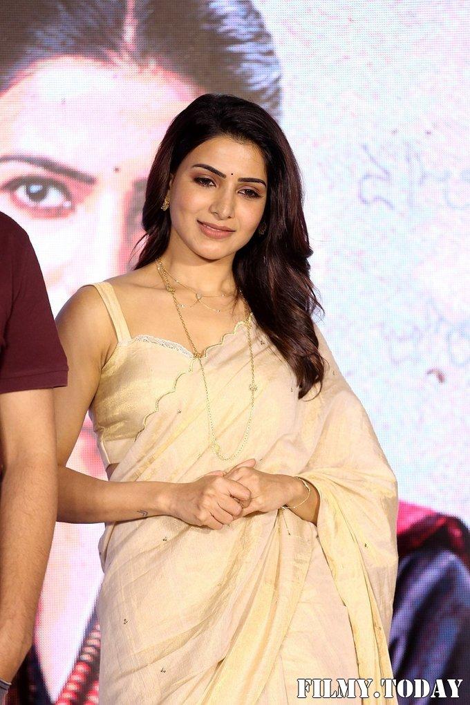 Samantha Akkineni - Jaanu Telugu Movie Trailer Launch Photos | Picture 1717693