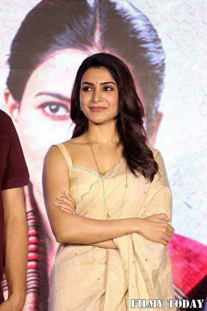 Samantha Akkineni - Jaanu Telugu Movie Trailer Launch Photos | Picture 1717696