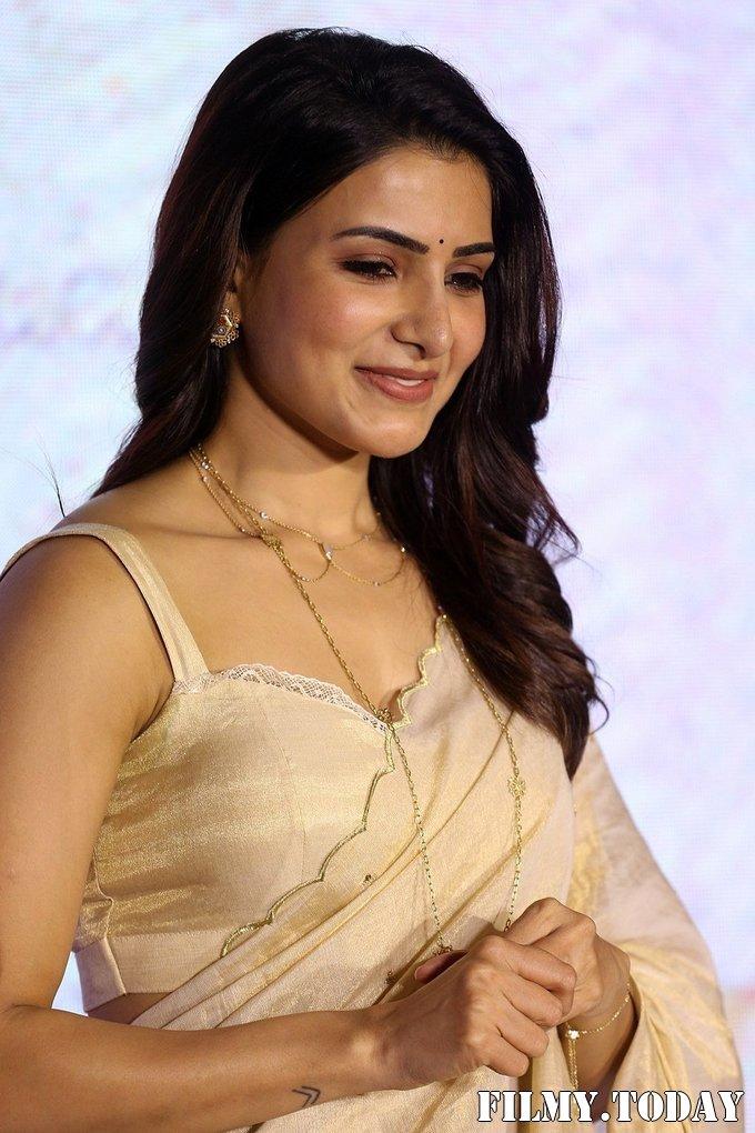 Samantha Akkineni - Jaanu Telugu Movie Trailer Launch Photos   Picture 1717705
