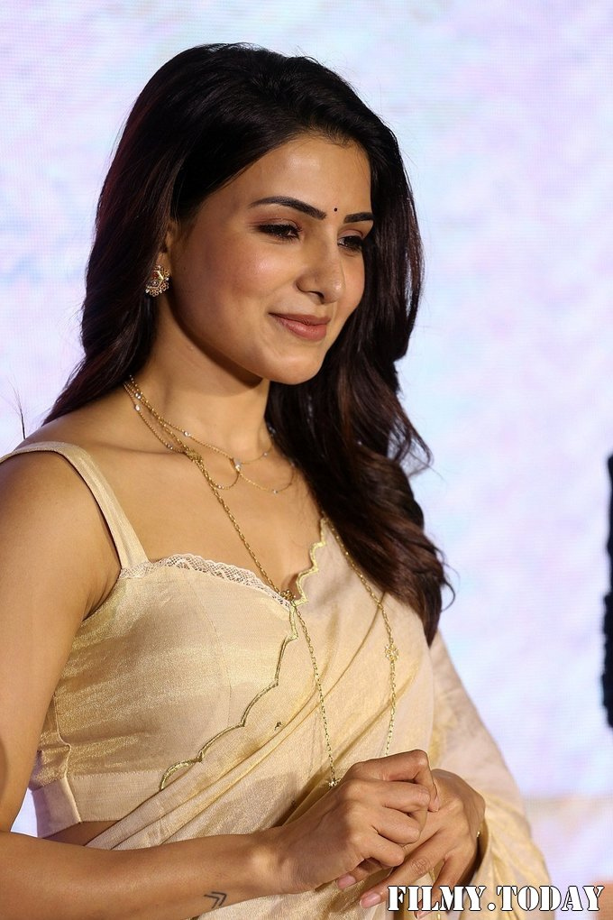 Samantha Akkineni - Jaanu Telugu Movie Trailer Launch Photos | Picture 1717704