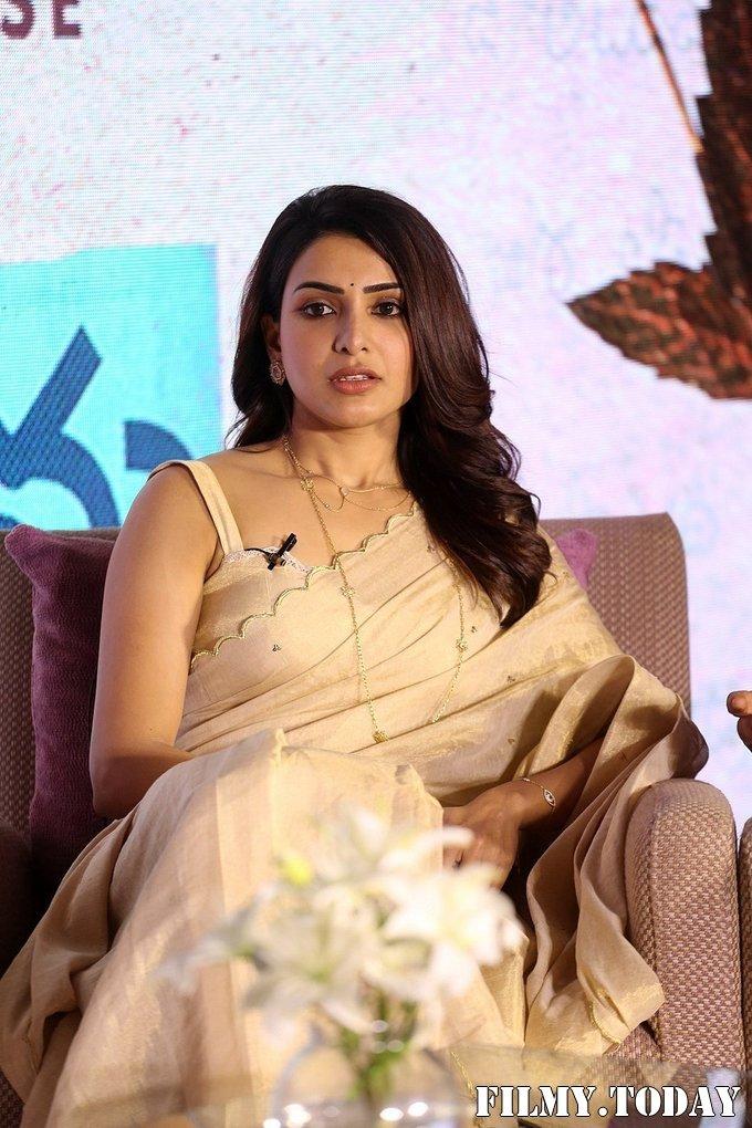 Samantha Akkineni - Jaanu Telugu Movie Trailer Launch Photos | Picture 1717688