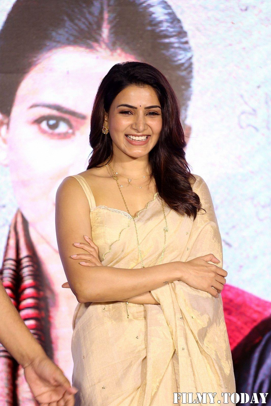 Samantha Akkineni - Jaanu Telugu Movie Trailer Launch Photos | Picture 1717695