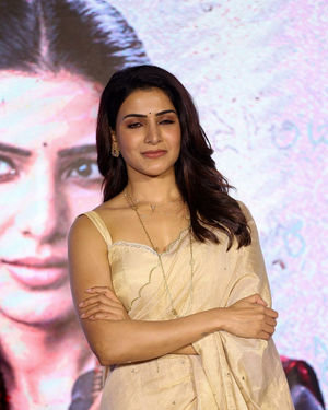 Samantha Akkineni - Jaanu Telugu Movie Trailer Launch Photos | Picture 1717714