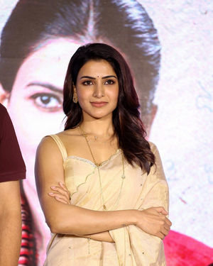 Samantha Akkineni - Jaanu Telugu Movie Trailer Launch Photos | Picture 1717697