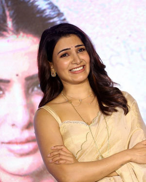 Samantha Akkineni - Jaanu Telugu Movie Trailer Launch Photos | Picture 1717717