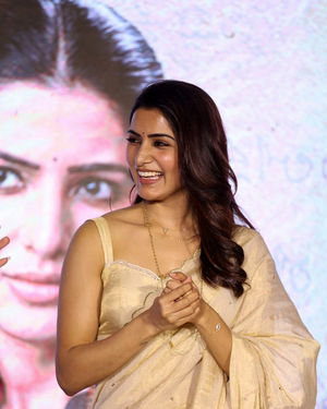 Samantha Akkineni - Jaanu Telugu Movie Trailer Launch Photos | Picture 1717702
