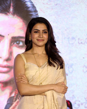Samantha Akkineni - Jaanu Telugu Movie Trailer Launch Photos | Picture 1717712