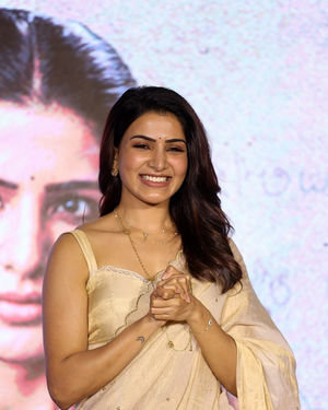 Samantha Akkineni - Jaanu Telugu Movie Trailer Launch Photos | Picture 1717701